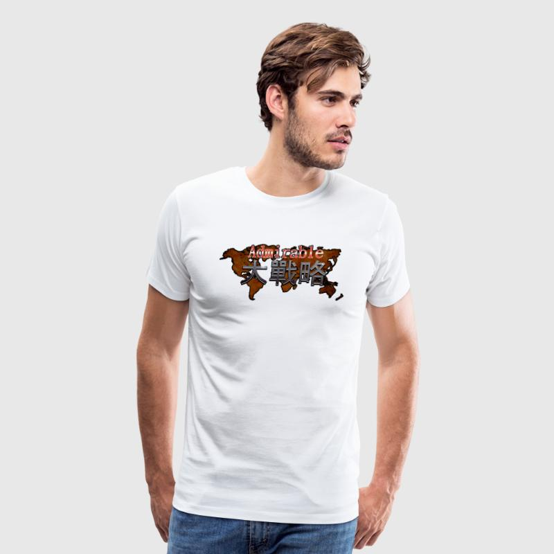 Admirable Tactics T-shirt - Men's Premium T-Shirt