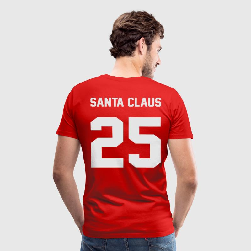 Santa Claus 25 - Men's Premium T-Shirt