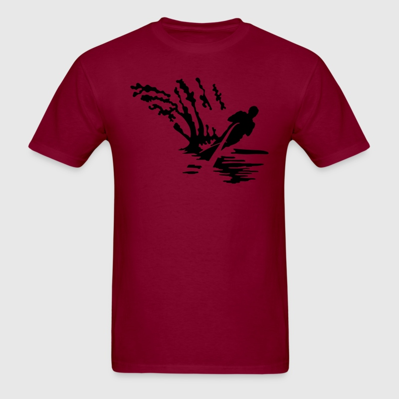 water ski T-Shirts - Men's T-Shirt