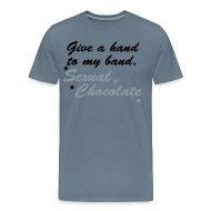 Give a hand sexual chocolate