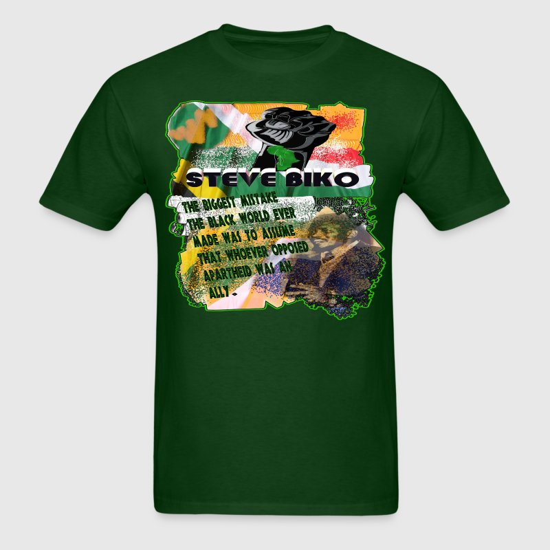 Steve Biko - Men's T-Shirt