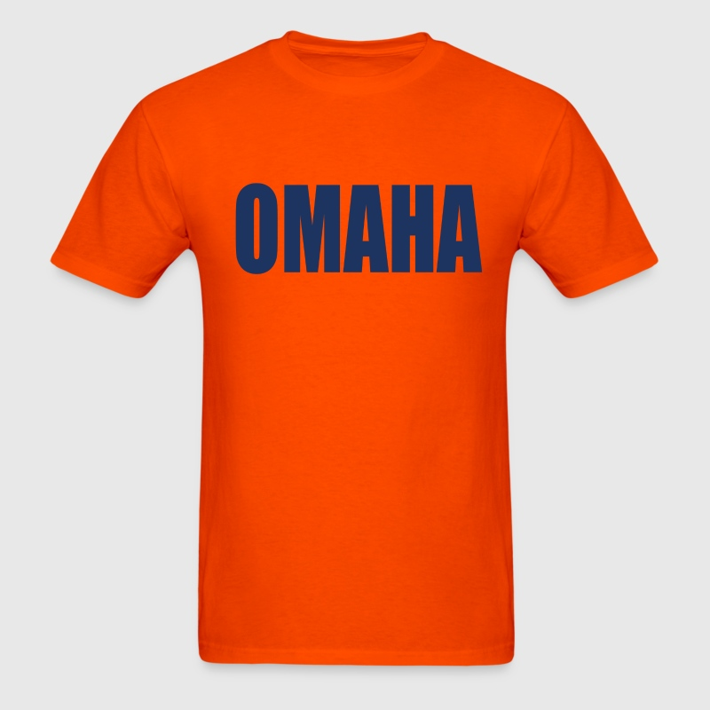 omaha snap count t shirt spreadshirt
