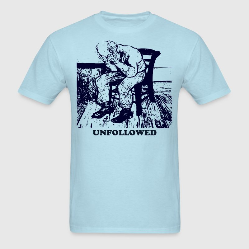 Unfollowed T-Shirts - Men's T-Shirt
