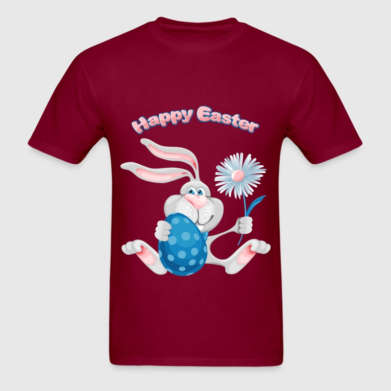 happy easter - Men's T-Shirt