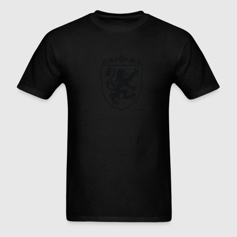Lion Shield - Men's T-Shirt