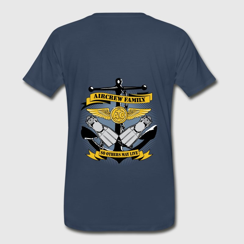 US Navy Rescue Swimmer - Men's Premium T-Shirt