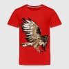 Flying Hawk - Toddler Premium T-Shirt