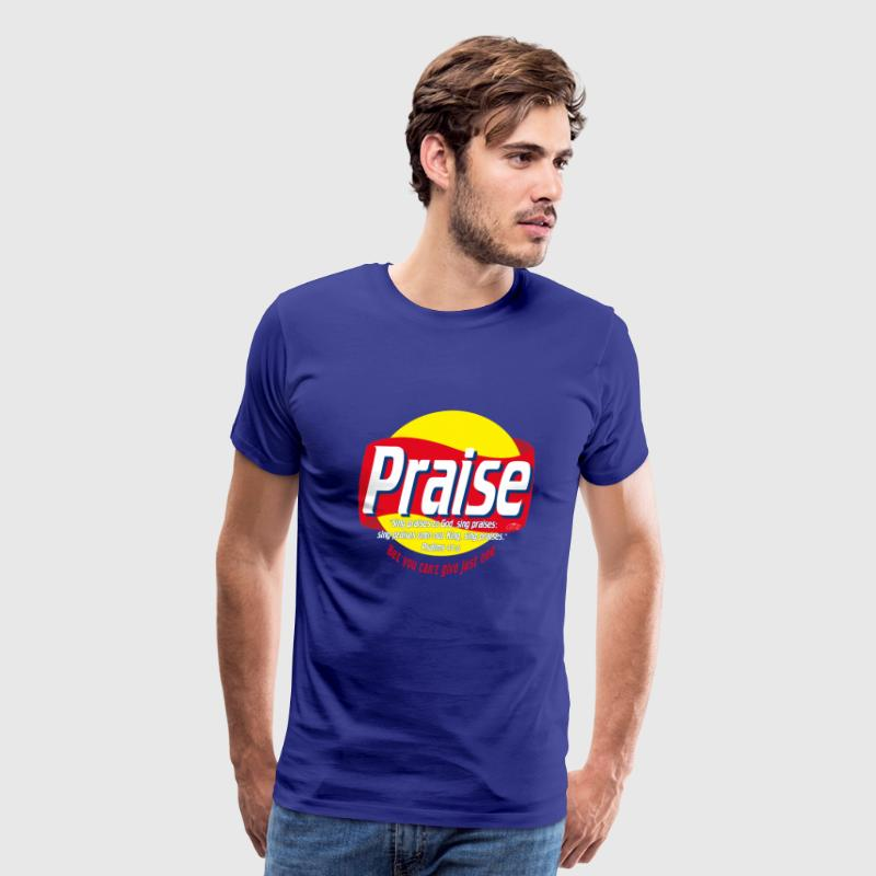 Praise by GP Wear T-Shirts - Men's Premium T-Shirt