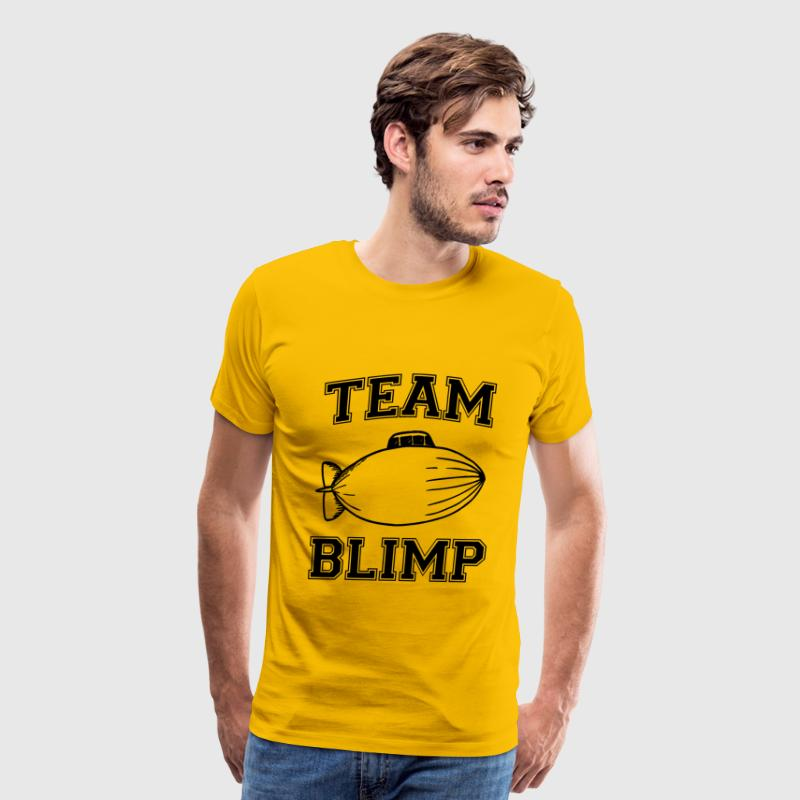 Team Blimp Fat T-Shirts - Men's Premium T-Shirt