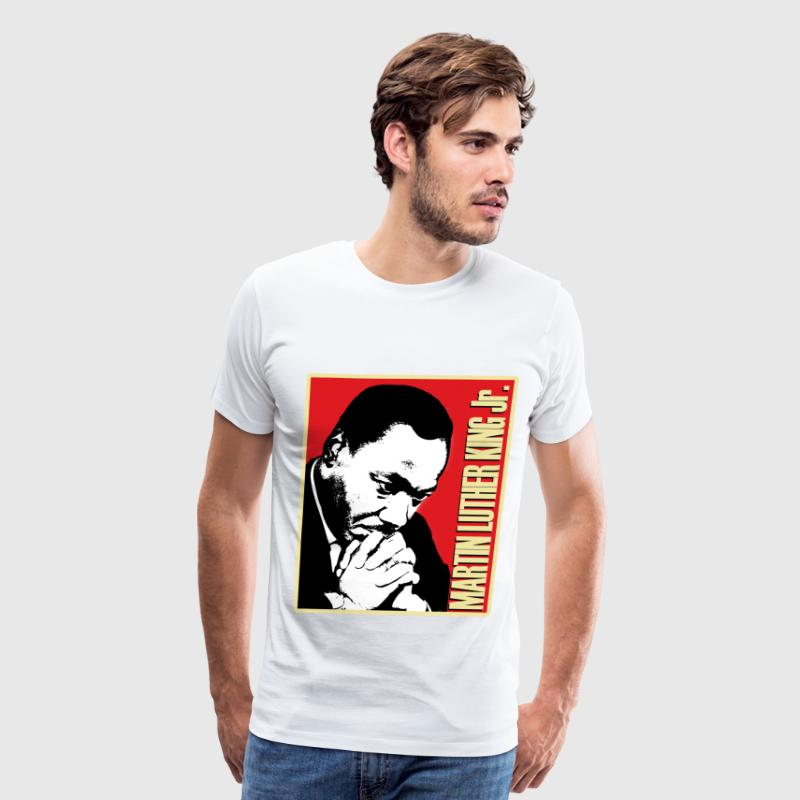 Martin luther king jr. - Men's Premium T-Shirt