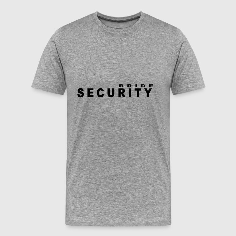 bride_security_tshirts - Men's Premium T-Shirt