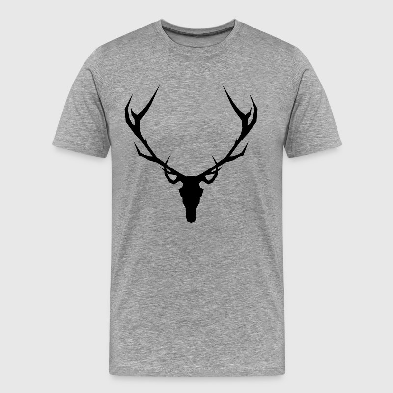 Spiky Antlers - Men's Premium T-Shirt