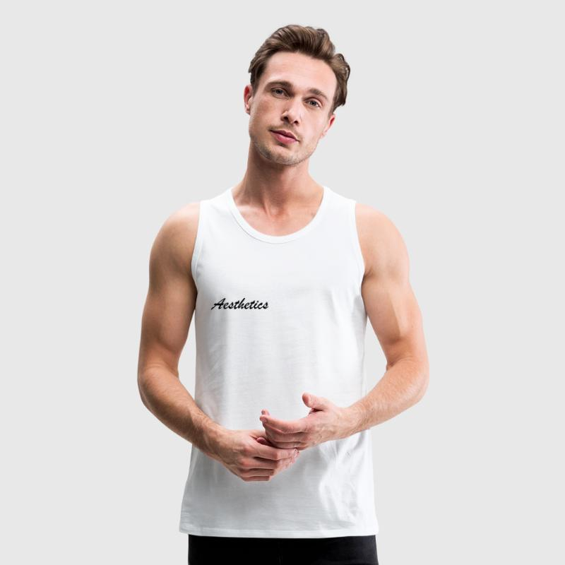 Aesthetics Tank Tops - Men's Premium Tank