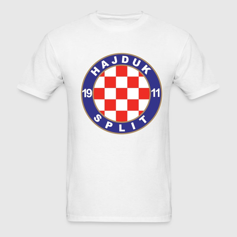 White hajduk Men - Men's T-Shirt