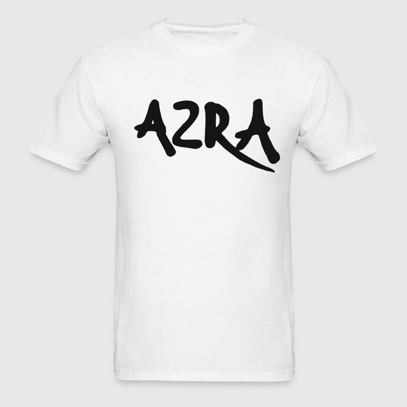 White azra Men - Men's T-Shirt