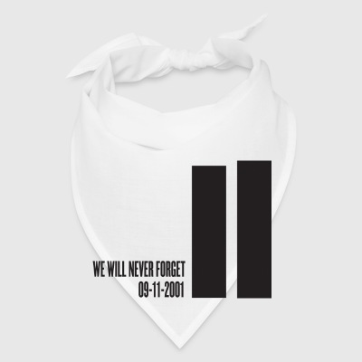 september 11 attacks  - Bandana
