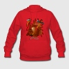 Thanksgiving Turkey - Women's Hoodie