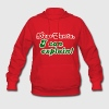 Dear Santa, I can Explain - Women's Hoodie