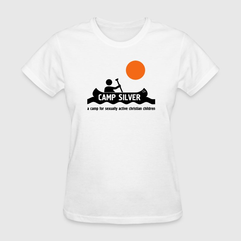 Deep heather A camp for sexually active christian children Women's T-Shirts - Women's T-Shirt