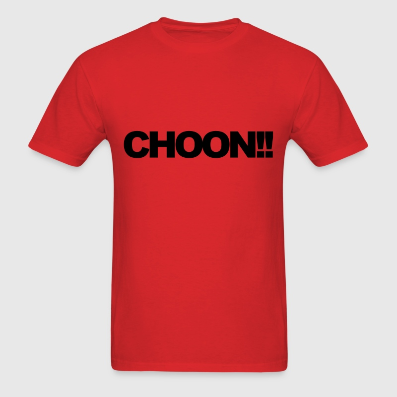 Red Choon T-Shirts - Men's T-Shirt