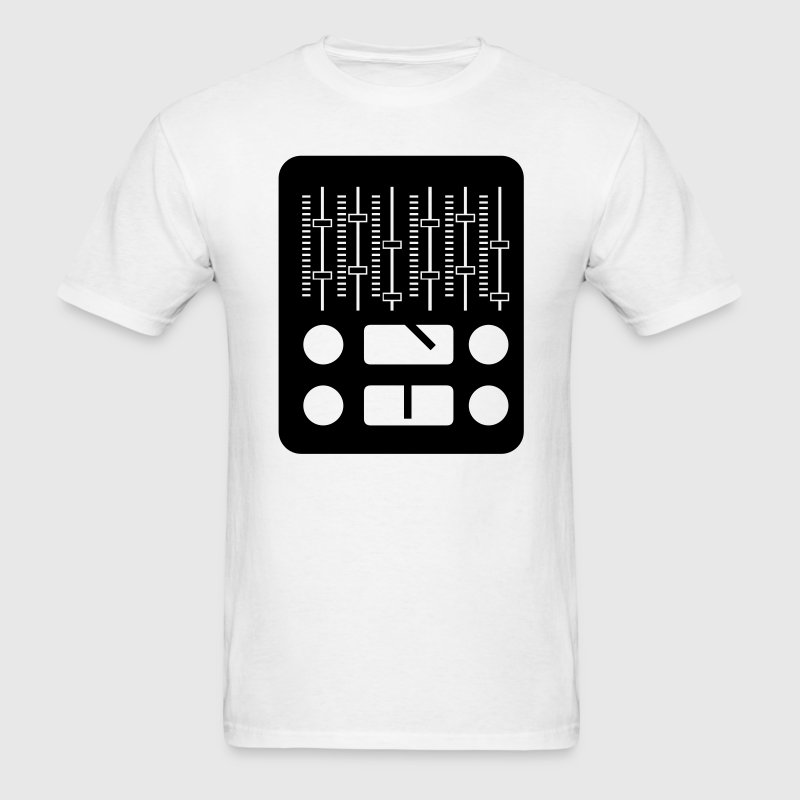 Sound Mixer Board 1c - Men's T-Shirt
