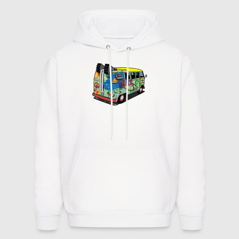 Back to the 60s - Men's Hoodie