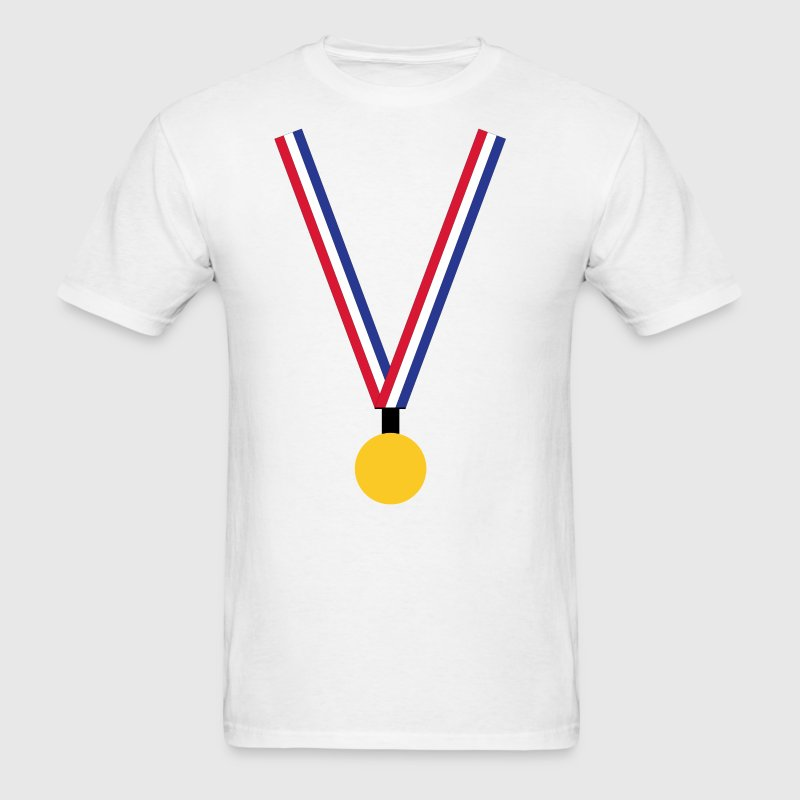 Gold Medal - Men's T-Shirt