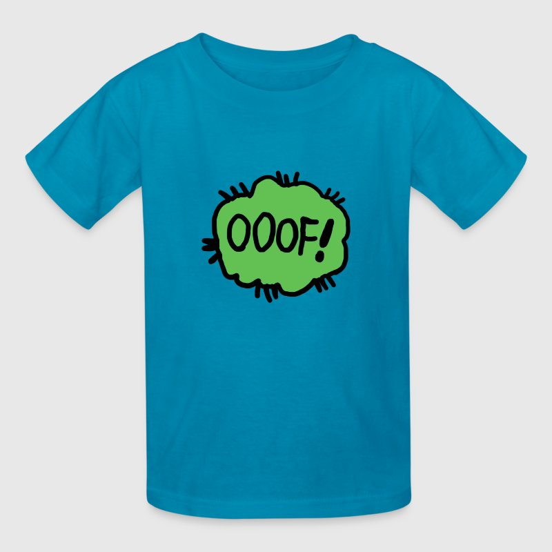 Orange oof Kids' Shirts - Kids' T-Shirt