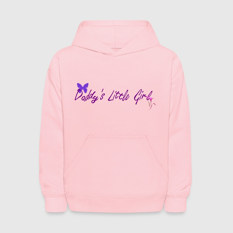 Children's Hooded Sweatshirt Daddy's Little Girl - Kids' Hoodie