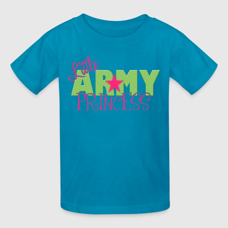 Classic pink Little Army Princess Kids' Shirts - Kids' T-Shirt