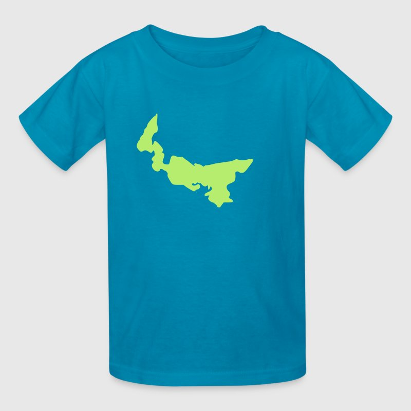 Royal blue Canada - Prince Edward Island Kids' Shirts - Kids' T-Shirt
