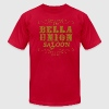 The Bella Union Saloon - Men's T-Shirt by American Apparel