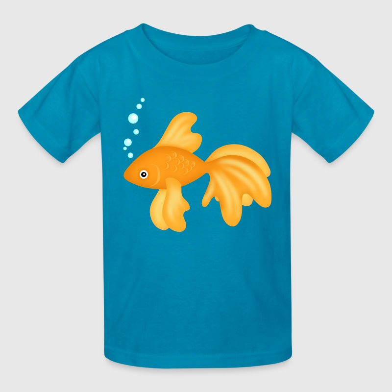 goldfish - Kids' T-Shirt