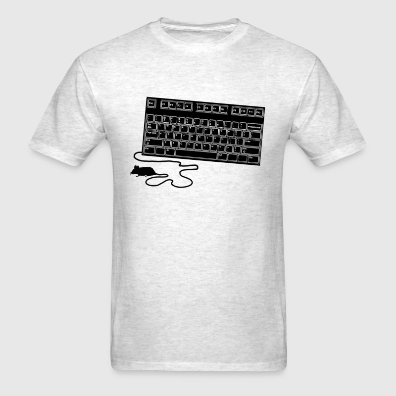 keyboard and mouse - Men's T-Shirt