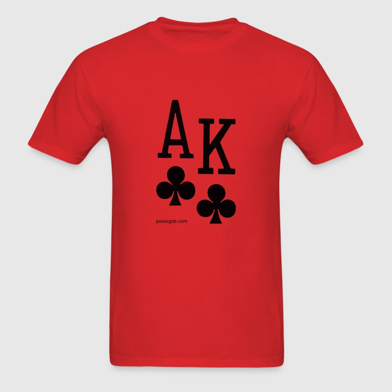 Ace King Poker Shirt - Men's T-Shirt