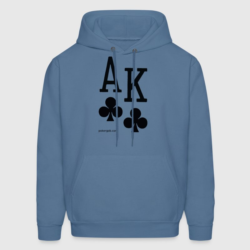 Ace King Poker Shirt - Men's Hoodie