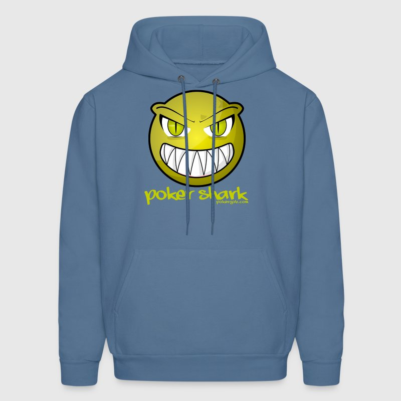 PokerGob Poker Shark - Men's Hoodie