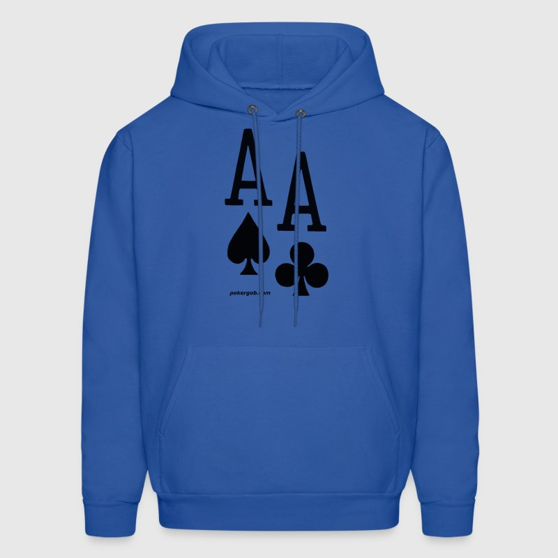 Pocket Aces - Men's Hoodie