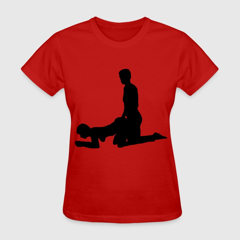 Red sex Women's T-Shirts - Women's T-Shirt