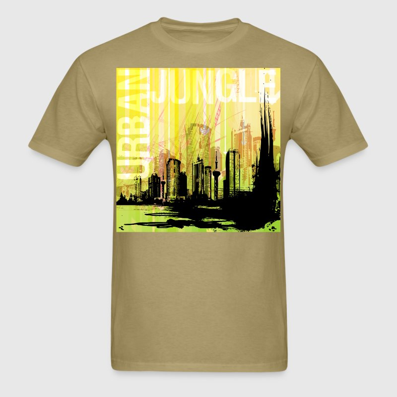 urban jungle T-Shirts - Men's T-Shirt