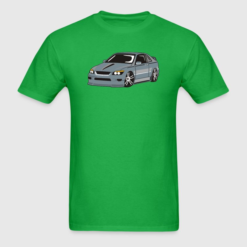 Japanese Tuner Car - Men's T-Shirt