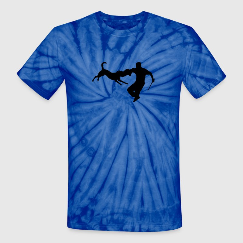 Protection Dog Sports - Unisex Tie Dye T-Shirt