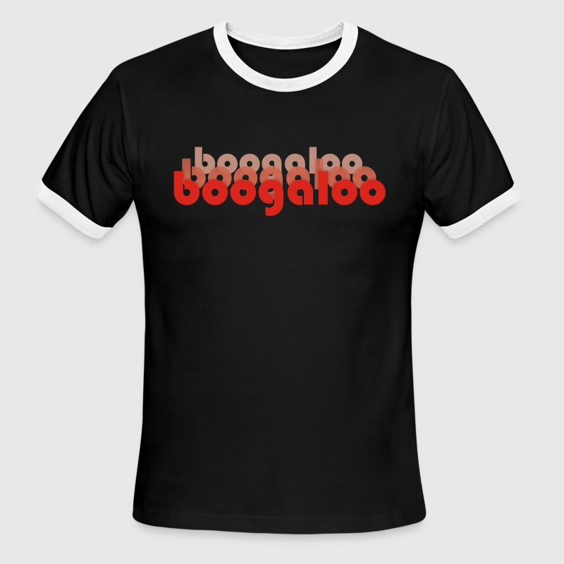 boogaloo - Men's Ringer T-Shirt