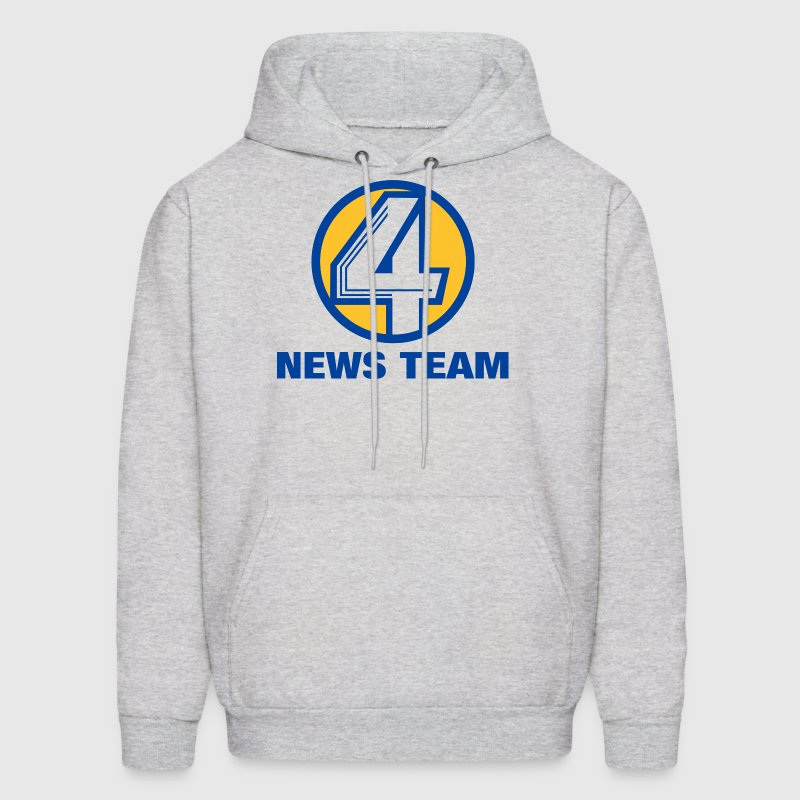 Channel 4 Hooded Sweatshirt - Men's Hoodie
