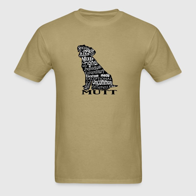 Mutt Pride Light Weight T - Men's T-Shirt