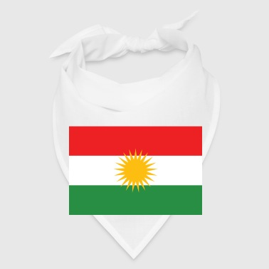 Kurdish Flag - Bandana