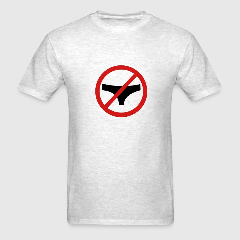 No underwear T-Shirts - Men's T-Shirt