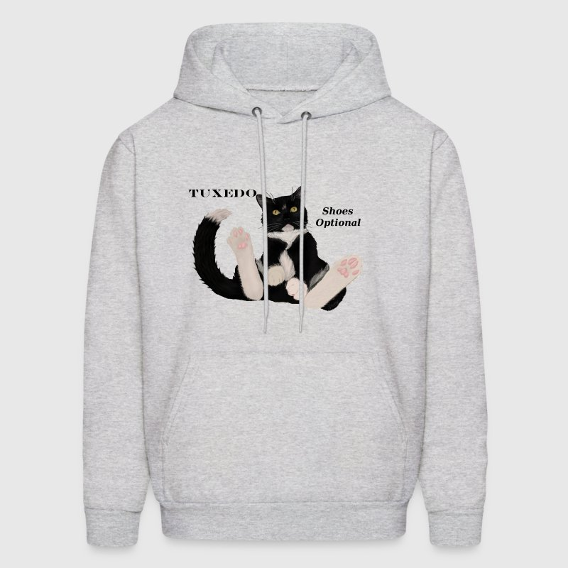Tux Cat Hooded Sweatshirt - Men's Hoodie