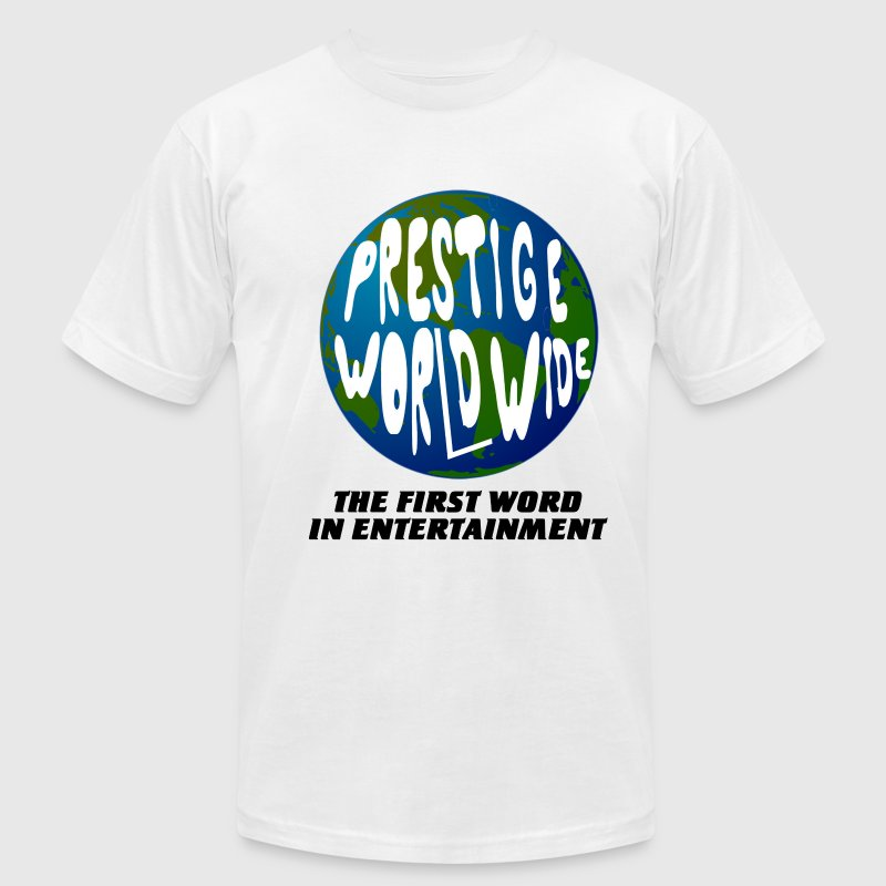 Prestige Worldwide Step Brothers Shirt - Men's T-Shirt by American Apparel