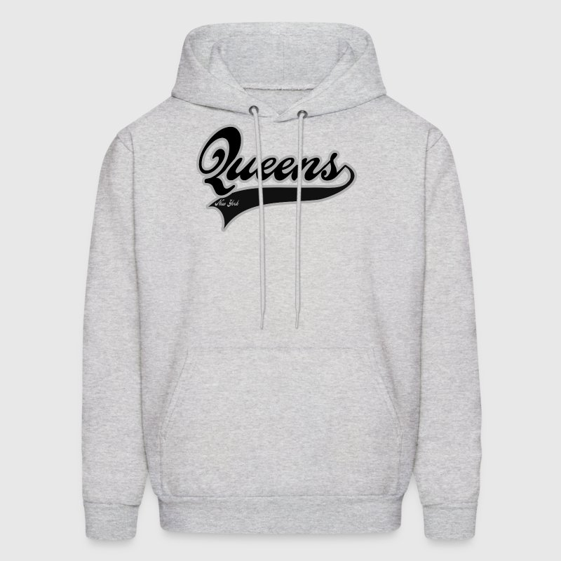 queens new york Hoodies - Men's Hoodie